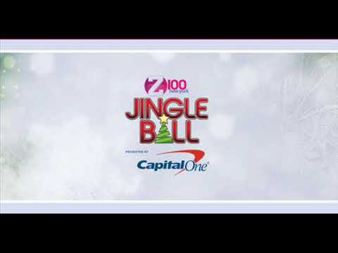 Jingle Ball - Danielle Raps and Gandhi Sings On Brody's Z100 Jingle Ball Song