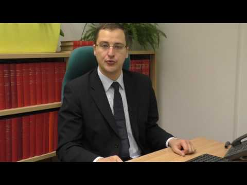 LAWSG069: International Arbitration // Dr Martins Paparinskis