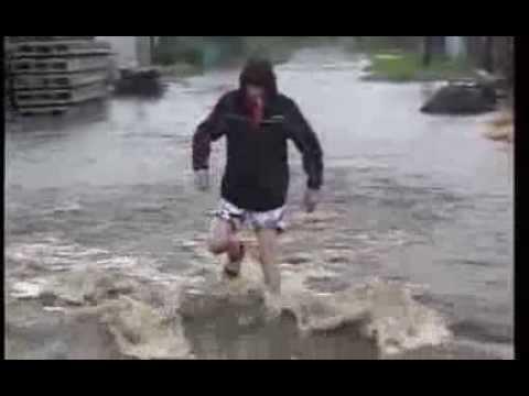 Наводнение Карталы Челябинская область