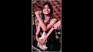 Manike Mage Hithe | Female Voice | Viral Song |4k Full Screen WhatsApp Status #Shorts