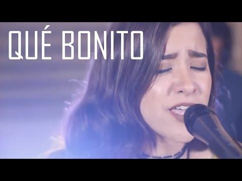 Qué Bonito - Rosario Flores (cover) Natalia Aguilar