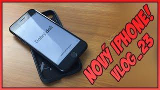 NOVÝ IPHONE!   Vlog_23