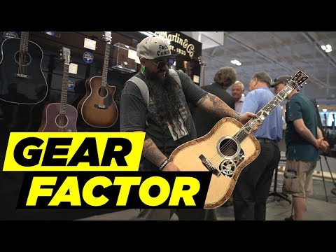 Gear Factor: The Best 5 Things We Saw at Summer NAMM