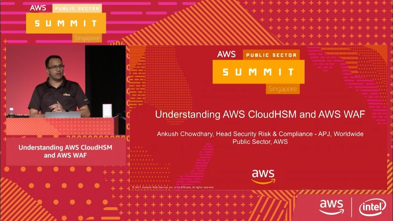 Staying Armed with AWS Cloud HSM and AWS WAF