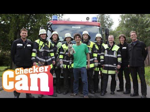 Der Feuerwehr-Check   Reportage für Kinder   Checker Can