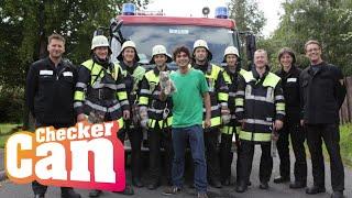 Der Feuerwehr-Check | Reportage für Kinder | Checker Can
