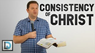 Consistency Of Christ