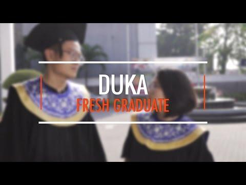 Duka Fresh Graduate - Tangisan Anak Indonesia