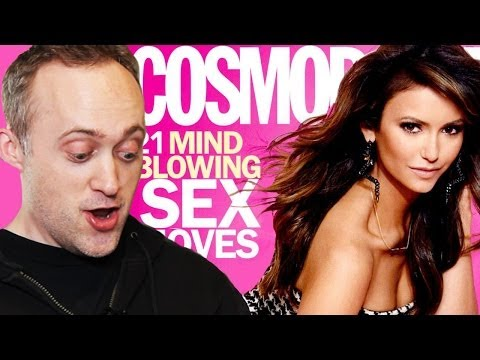 Thumbnail: Guys React To Cosmo's Wildest Sex Tips
