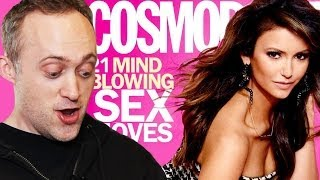 Guys React To Cosmo