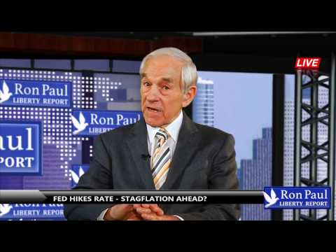 Fed Hikes Rate - Stagflation Ahead?