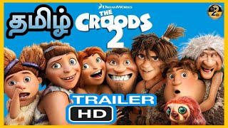 THE CROODS-2  OFFICIAL TRAILER IN TAMIL (தமிழில்)