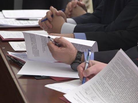 Глава Марий Эл принял участие в расширенном заседании регионального правительства
