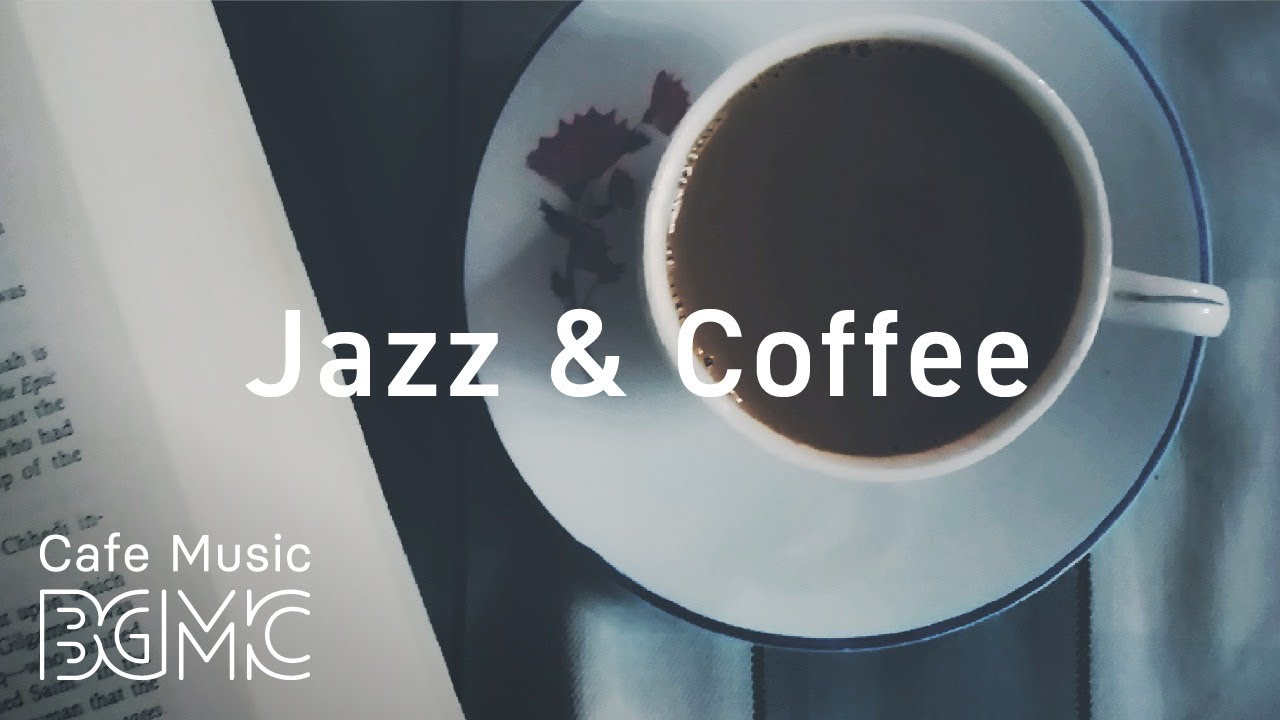 ☕️ Jazz & Coffee — Vinyl Record Noise Sound & Coffee Slow Jazz