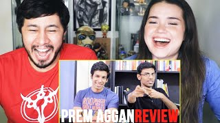 PRETENTIOUS MOVIE REVIEWS   Most Exercise Ever   Prem Agan   Reaction   Jaby Koay