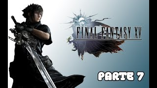 Final Fantasy XV Part 7 + Surprise for everyone who plays Roblox