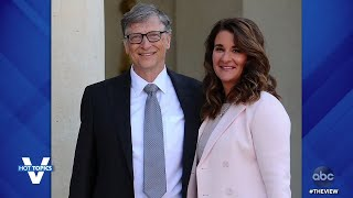 Report Claims Married Bill Gates Pursued Women, Part 1 | The View