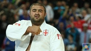 Georgia vs Russia -Team Final - JUDO European Championships - 2014 Montpellier