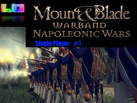 mount and blade warband napoleonic wars single player