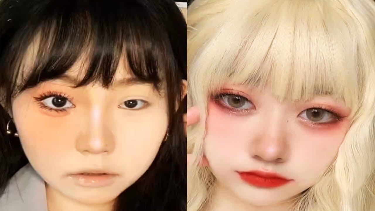 Asian Makeup Tutorials Compilation 2020 - 美しいメイクアップ / part155