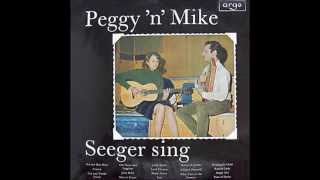 Peggy & Mike Seeger ,Worried man Blues