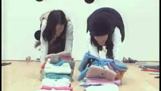 UNIQLO MIX CM feat. Meisa Kuroki (黒木メイサ) and Ueno Juri (上野 樹里)