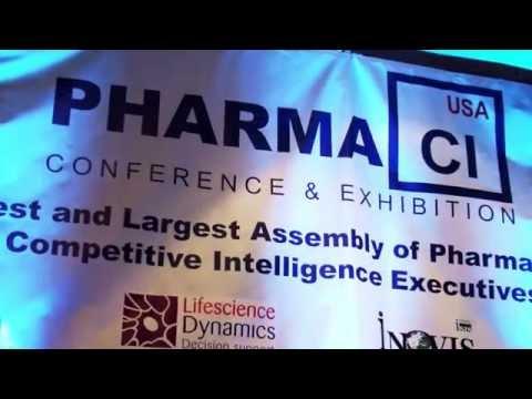 Pharma CI USA Conference & Exhibition 2015