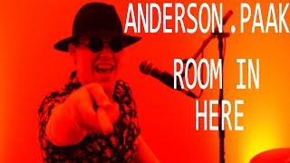 Baixar Room In Here (Anderson .Paak cover) - Threesound