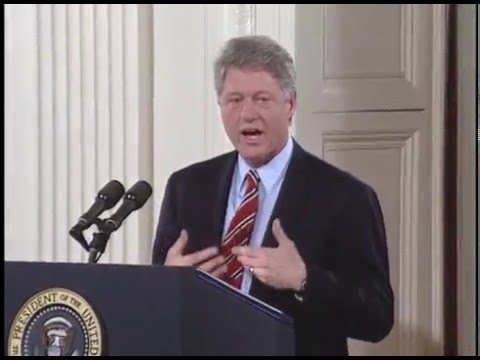 President Clinton's News Conference (1993)