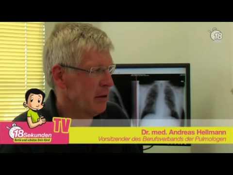 Erste Hilfe am Kind | Atemstörungen Asthma bei Kinder