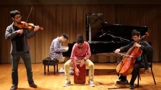Demons Imagine Dragons Instrumental Cover The Zion Trio W Caleb Wen