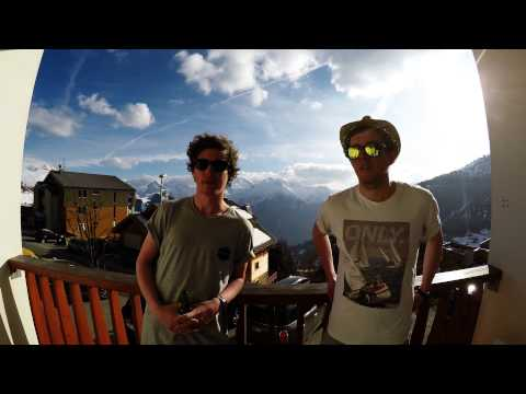 Alpe d'Huez Video Snow Report: 18th March 2015