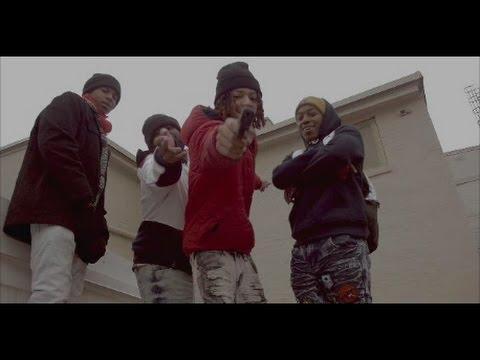 "Meekz x Poncho x Gunn - ""Started Trappin"" (Official Video)  | Shot By @TwanGotti"