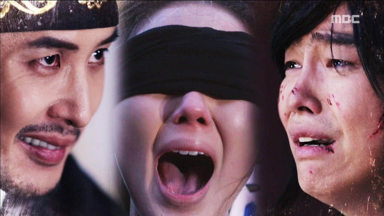 Download [The Rebel] 역적 : 백성을 훔친 도적 ep.27A string Chae Soo-bin on the pole sings Yoon Kyun-sang20170501