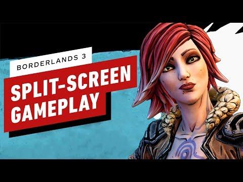 Borderlands 3 Has A Nasty Split-Screen Problem - Gameplay