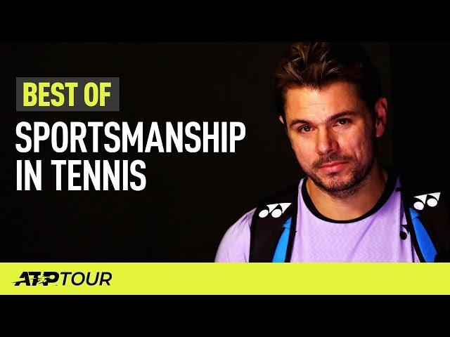 Best Tennis Sportsmanship Moments | THE BEST OF | ATP