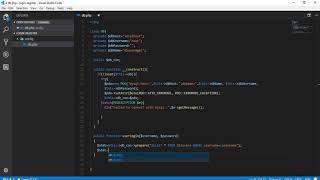 Android PHP MySQL Login and Registration Tutorial Part 1 Server Side