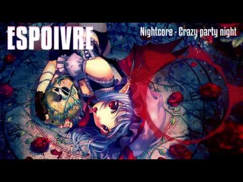 「Nightcore」 Crazy party night 「Halloween」