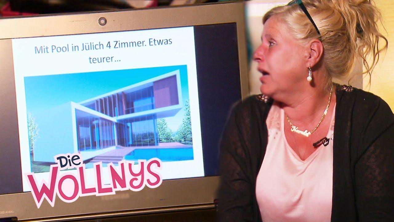 Silvia hat Geldsorgen: Ist ein neues Haus doch zu teuer? | Folge 90 | Die Wollnys | RTLZWEI