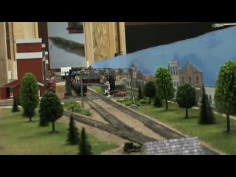 Didsbury Museum and Mountain View Model Railroad Club