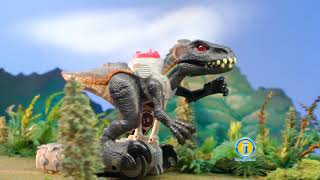 Mattel - Imaginext - Jurassic World Walking Indoraptor