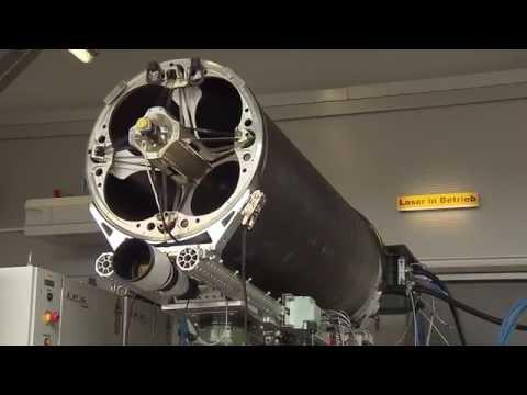 Laser Effector successfully deployed VS Mini Drone
