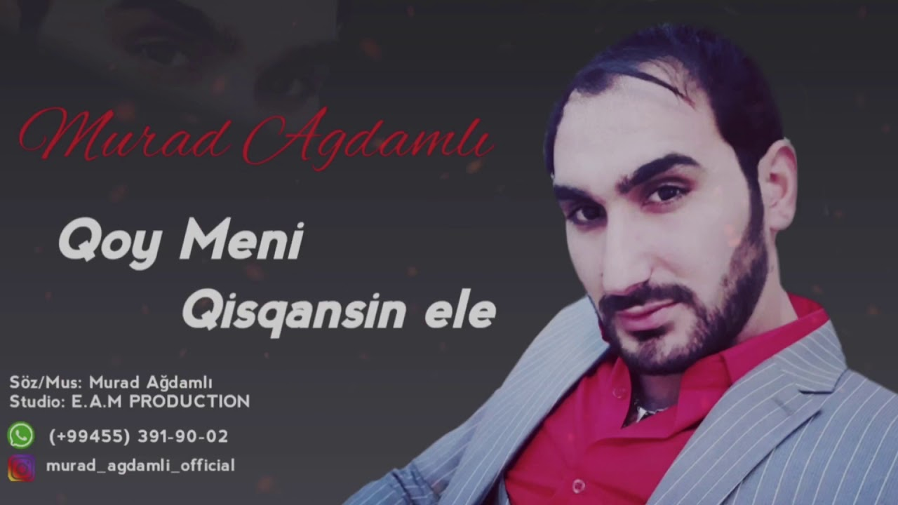 Murad Agdamli - O Menem 2021 (Yeni Klip)