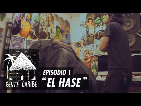 """Gente Caribe – EP1: Sergio Barrios """"El Hase"""" 🎨"""