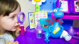 Doc McStuffins Toys Stuffy Make Me Better Playset Disney Toys