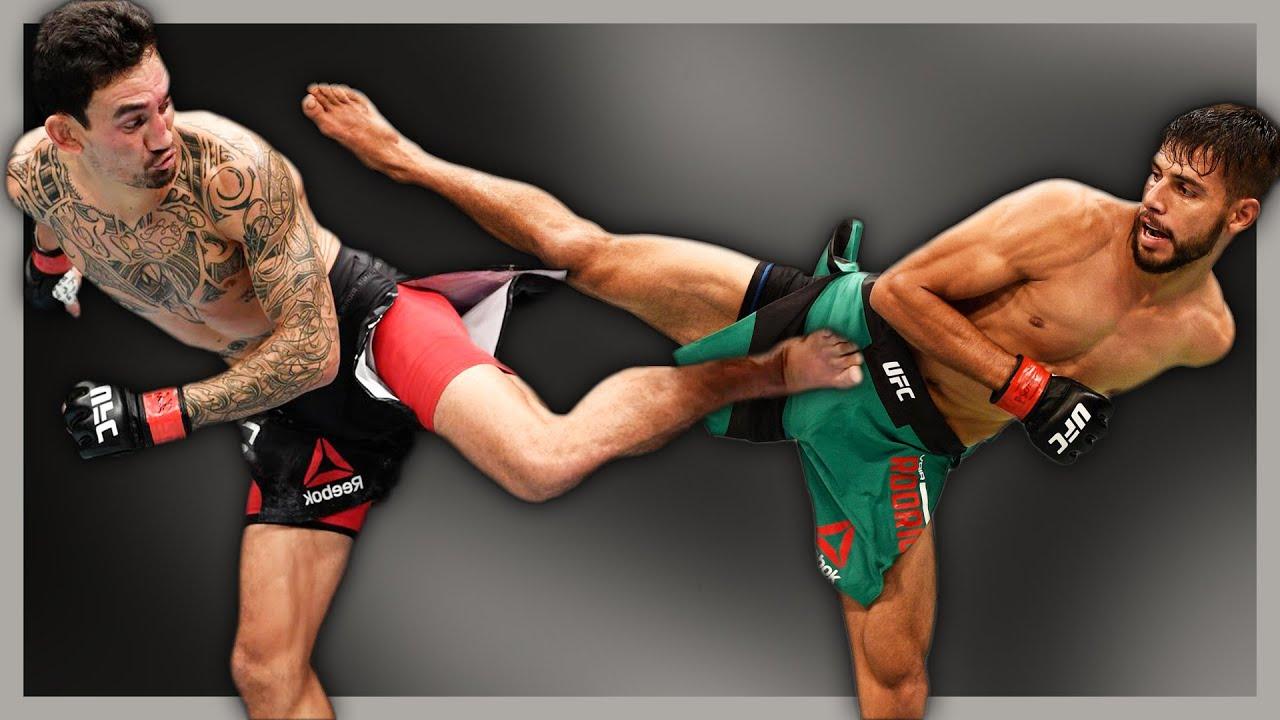 3 NINJAS 1 PELEA    Yair Rodríguez VS Max Holloway