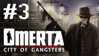 Omerta - City of Gangsters Walkthrough Part 3 - Never Hit a Lady (Omerta Walkthrough Let's Play)