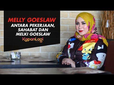 Melly Goeslaw - Curhat Kenangan Indah Almarhum Papa, Melky Goeslaw