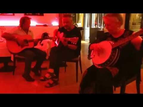 Eyeless in Gaza - secret gig in Berlin 15.08.2015,  Part 02