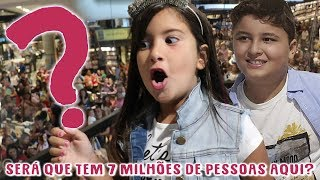 PRIMEIRA TARDE DE AUTÓGRAFOS COM MARIA CLARA E JP - ENCONTRINHO COM OS FÃS ♥ MEETING YOUTUBERS!!!
